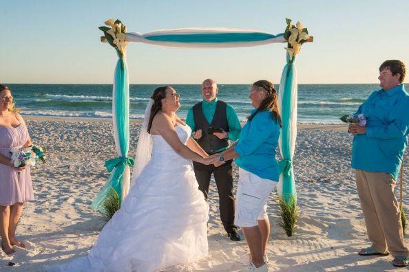 Anna Maria Island Commitment Ceremony