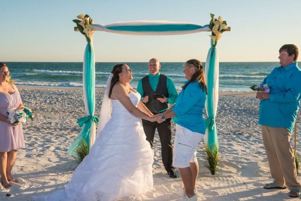Anna Maria Island Commitment Ceremony