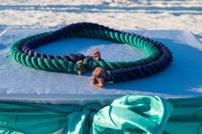 Beach Knot Ceremony