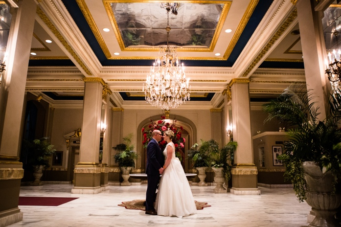 Congratulation Mark and Cate. Wedding was performed at The Belvedere Hotel in MD.