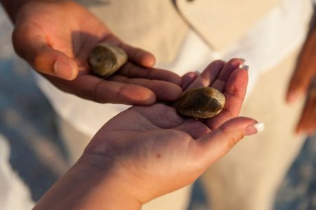 Blessing Stone Celebration in Clearwater Beach