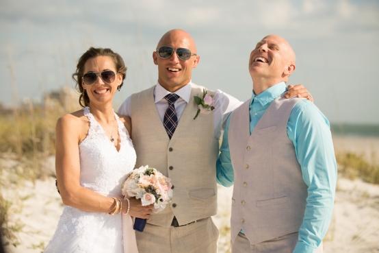 Super fun wedding at The Grand Plaza Florida.